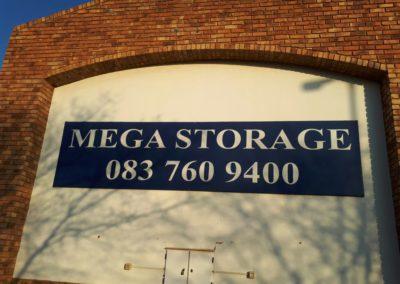 Mega Storage Facilities in Pretoria