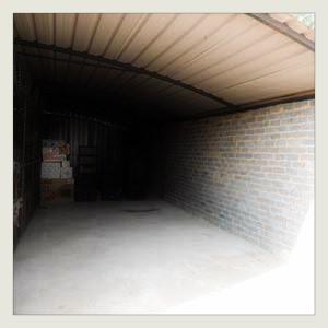 Solid Brick Self Storage Unit in Montana