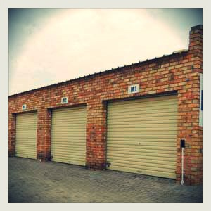 Secure Self Storage Units in Silverton